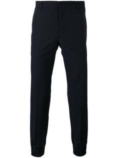 костюмные брюки Wooyoungmi