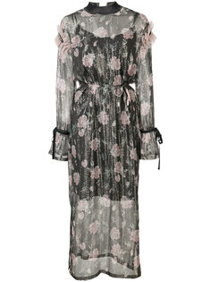 Rosemary metallic dress Mother Of Pearl