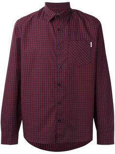 checkboard print shirt  Carhartt