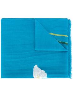 шарф декорированный бусинами Paul Smith