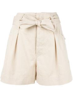шорты с высокой талией Isabel Marant Étoile