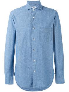 классическая рубашка с длинными рукавами Aspesi