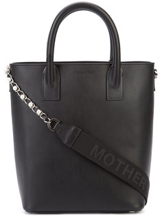 сумка-тоут с жемчужными элементами Mother Of Pearl