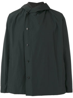 куртка с асимметричной застежкой Stephan Schneider