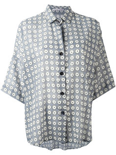 circles print shortsleeved shirt Stephan Janson