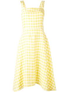 """классическое платье в клетку """"гингем"""" Ps By Paul Smith"""