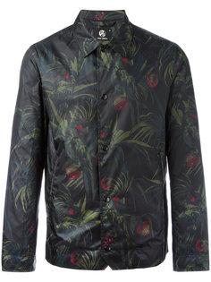 Легкая куртка с принтом листьев Ps By Paul Smith