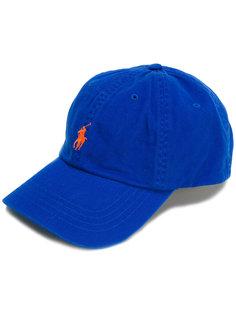 бейсболка с вышитым логотипом Polo Ralph Lauren