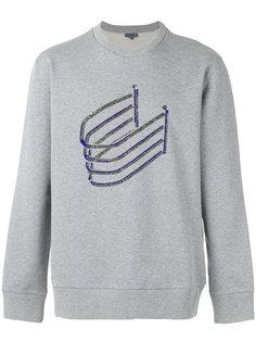 Bimbo bead embroidered sweatshirt Lanvin