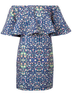 floral off shoulder dress Miahatami