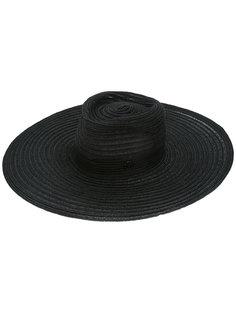 соломенная шляпа Michel Maison Michel