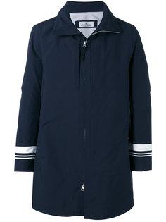 пальто с контрастными полосками Marina  Stone Island