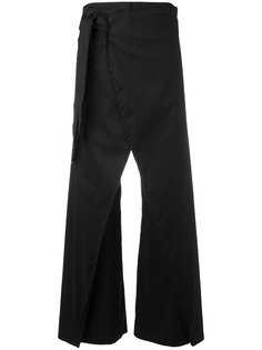 flared trousers  Federica Tosi