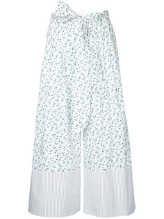 Liberty floral print palazzo trousers G.V.G.V.