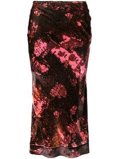 floral print skirt Ellery