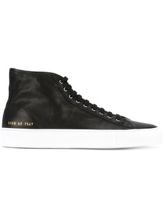 lace-up hi-tops Common Projects