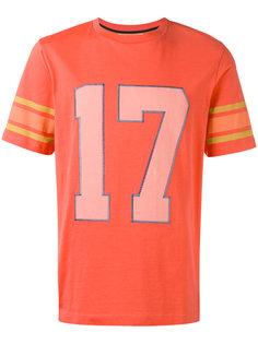 футболка спортивного стиля Paul Smith