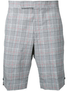 checked shorts Thom Browne