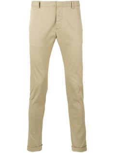 прямые брюки-чинос Dsquared2
