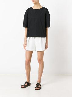 drop-shoulder T-shirt Lemaire