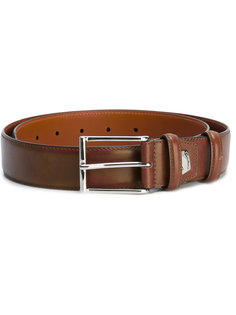 buckled belt Santoni
