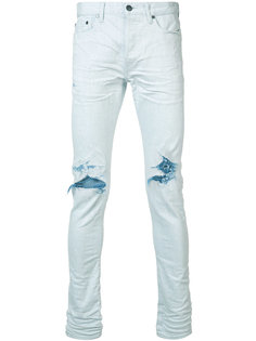 distressed skinny jeans  John Elliott