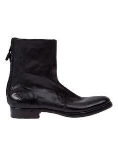 ботинки  с потертым эффектом  LEclaireur Made By