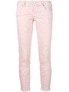 укороченные джинсы скинни Jacob Cohen