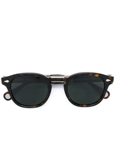 Lemtosh fold sunglasses Moscot