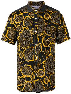 рубашка с растительным принтом Junya Watanabe Comme Des Garçons Man