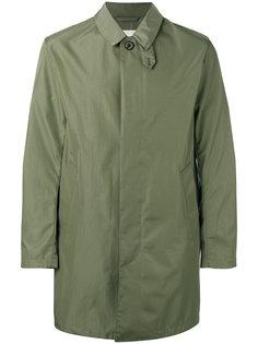 single breasted coat Mackintosh