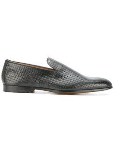 Scarpa Capri woven loafers Doucals