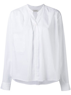 band collar shirt Lemaire