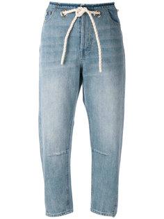 джинсы с завязками De-kima  Diesel