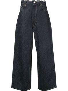 wide-leg jeans Facetasm