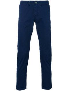 прямые брюки-чинос Re-Hash