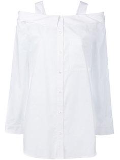 рубашка с открытыми плечами Robert Rodriguez