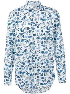 рубашка с цветочным рисунком Eleventy