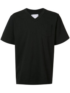 patch pocket t-shirt Sacai