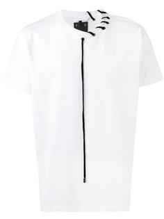 lace-up T-shirt  Craig Green