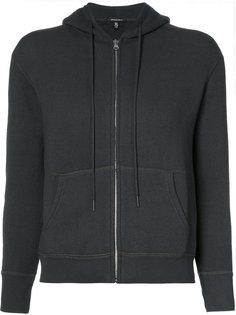 zipped hoodie  R13