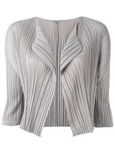 cropped blazer Pleats Please By Issey Miyake