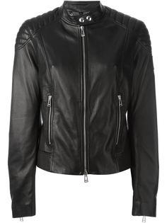 классическая байкерская куртка  Belstaff