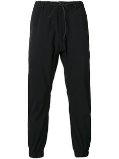 elasticated cuffs jogging trousers Attachment