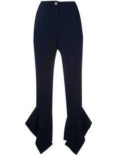 draped cropped pants Eudon Choi