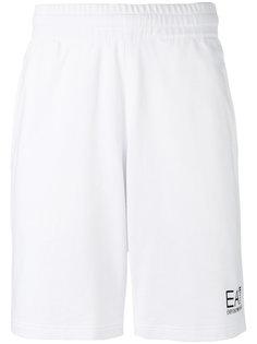 спортивные шорты Ea7 Emporio Armani