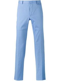 узкие костюмные брюки Z Zegna