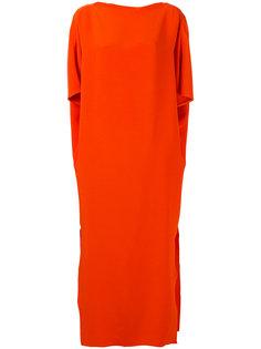 длинное платье-футболка Gianluca Capannolo