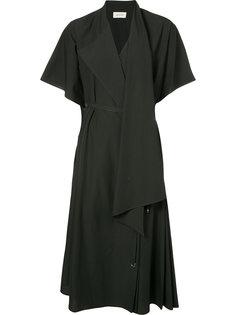 платье с запахом Lemaire
