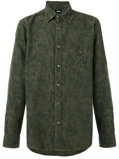 camouflage shirt Hudson